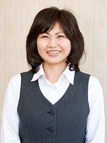 フロアマネージャー 中村淑子