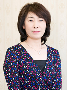 代表取締役社長 横井雅子